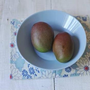 摘果マンゴーのピクルス
