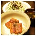 今日の夕ご飯☆土用の丑の日 ※訂正あり by aipoooさん