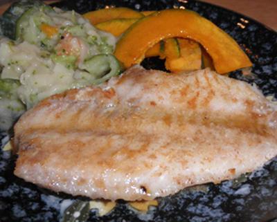 Cookpad で5000枚のレシピ印刷達成 ~ 白身魚のポン酢焼き