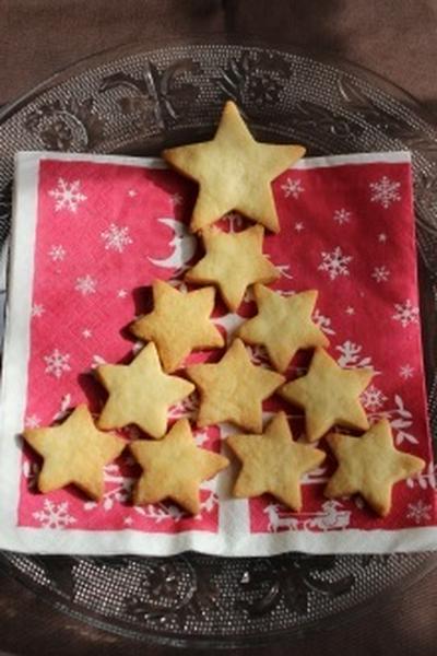 基本のさくさくクッキー*