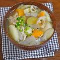 ホクホク!2種のおいもと根菜のコクうま豚汁 by KOICHIさん