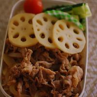 ガーリック香るスタミナ豚丼