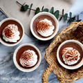 濃厚チョコレートプリン♡【#簡単レシピ#プリン】