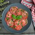Herbed Tomato Salad フレッシュハーブとトマトのサラダ