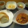 ポーク&コーン&大豆のトマト煮込み