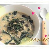 【Recipe】食べる豆乳焙煎ごまスープ