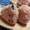 【レシピ】鮭と大葉の揚げ玉おにぎり ~#おにぎり#お弁当#簡単#可愛い#風味良し~