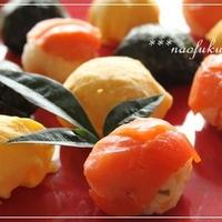 簡単☆かわいい☆コロコロお寿司