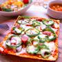 すぐ食べたいときはコレ!「油揚げピザ」が簡単&早い♪