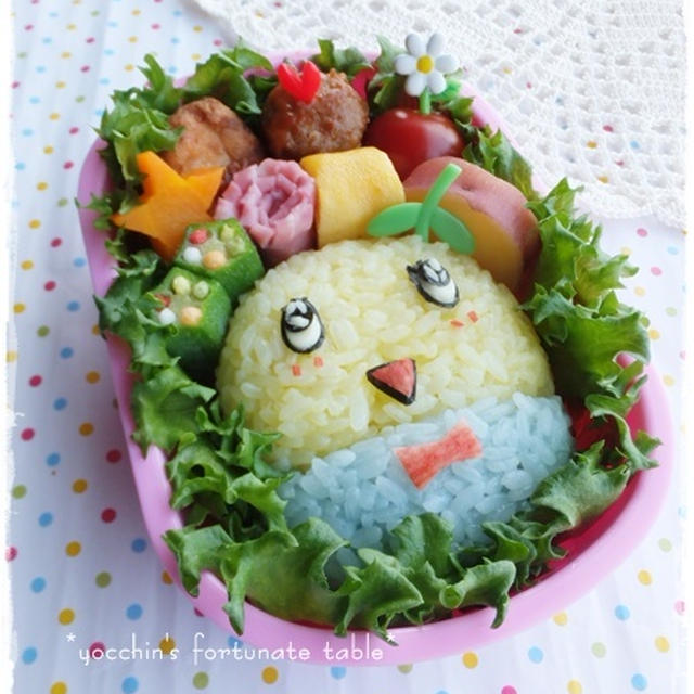 *ふなっしー弁当とダイエット*