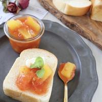 (レシピ)トマトとパイナップルのジャム