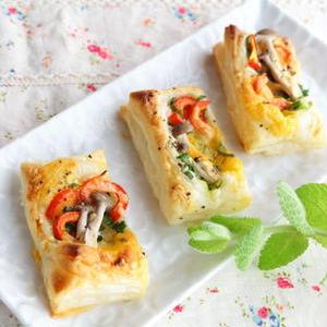 トースターだから簡単♪朝食にオススメの「お食事パイ」レシピ