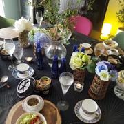 お料理教室にて、沖縄料理を習ふ。