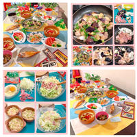 ƪ(˘⌣˘)ʃ 簡単料理のフルコース⁉️