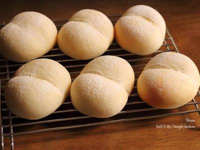 絶対お尻になる!白パン成形の方法と失敗原因について❁わたし的コツ