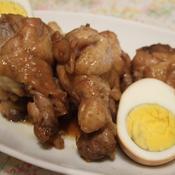 さわやか鶏と卵のさっぱり煮