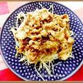 節約レシピだけど大満足の美味しさ!豚こま&もやしの甘辛焼きレシピ by お花ママさん