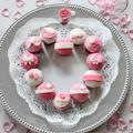 バレンタインに♪ ミニカップケーキ