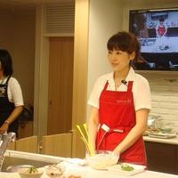 レシピブログキッチン、かな姐さんに初対面^^