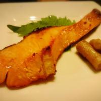 鮭の西京焼きで和食ご飯♪