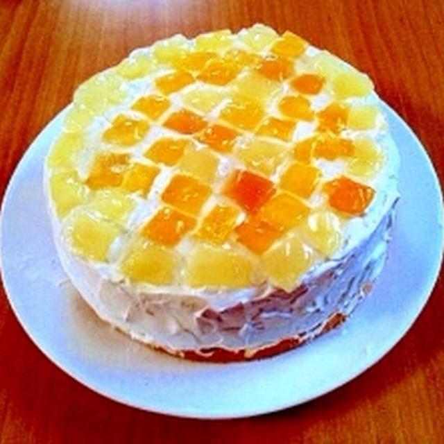 ダンナの誕生日ケーキ2013年度版~
