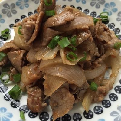 エバラ焼き肉のたれ こだわり食感でつくる「豚肉のワインソースシャキッと炒め」