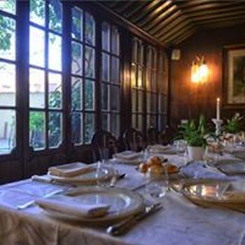 イタリアの美味しいレストラン ロンバルディア州  ロー / Rho Ristorante Cantina La Brughiera