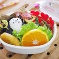 【キャラ弁】~ハロウィンおばけちゃんのお弁当~ by Rito.さん