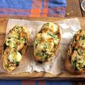 ヘルシーに作りました!ほたてのねぎ味噌チーズトースト@イオン・ザ・テーブル㉛ by 管理栄養士/フードコーディネーター りささん