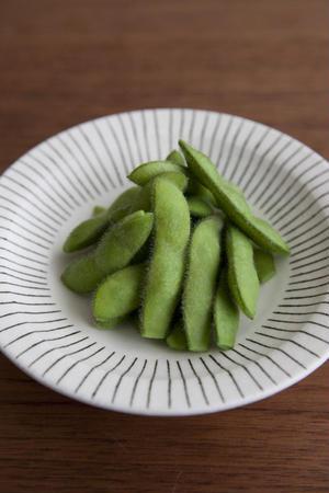 ■枝豆の実験 茹で枝豆 VS グリル枝豆<br><br>「野菜の味を活かす」ことを追求するのが大好き...