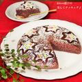 みなしごハッチ!? 炊飯器deおからと紫芋のしっとりケーキ