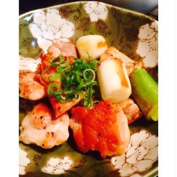 柚子胡椒焼き