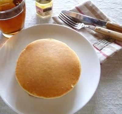 おからde米粉パンケーキ