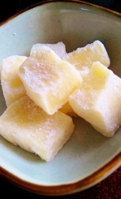本場♪秋田のバター餅(切り餅編)