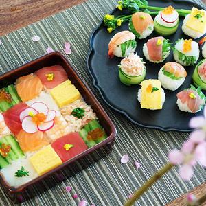 春気分を満喫!「モザイク寿司&手まり寿司」で華やかおうちごはん