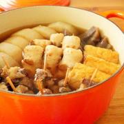 とろとろ牛すじおでん♪簡単お鍋レシピ!この冬に食べたいのはコレ!