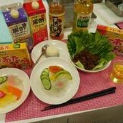 料理教室〜簡単!寿司ドーナッツ♪