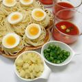 ピリ辛トマトつけスパゲティ by とまとママさん
