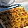 初秋の幸せ!Tarte aux mirabellesミラベルのタルトのレシピ(2品)