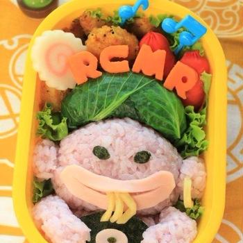 RCMR★ヘロディギンのお弁当とキャララーメン