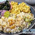 料理日記 146 / ふきと鰹の炊き込みご飯