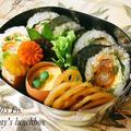 エビフライ巻き寿司