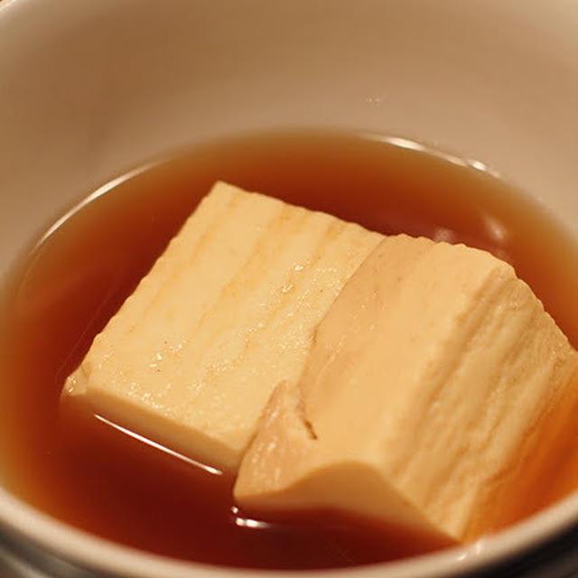 豆腐の吸い物