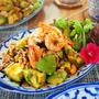 アボカドをタイ風の和え物にすると素晴らしく美味しいよ!絶品「ヤム・アボカド」を習う。