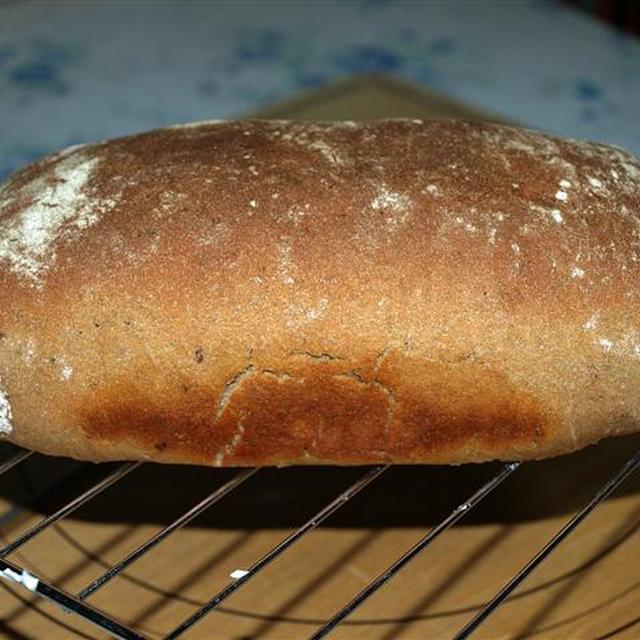 ロシアの黒パン