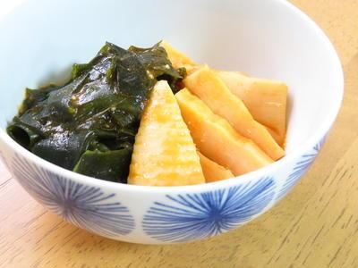 野菜ジュースで創作イタリアン♪筍☆若竹煮
