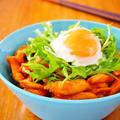 15分でパパッと作れる!ボリューム満点「鶏むね肉丼」レシピ5選 by みぃさん