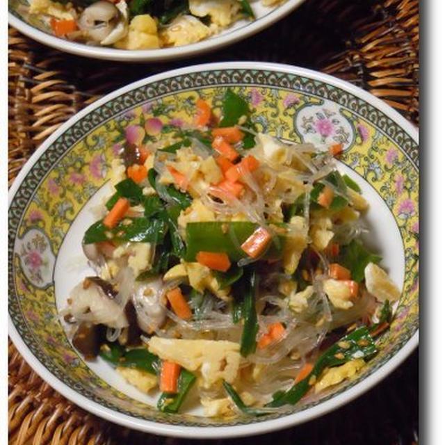野菜で中華