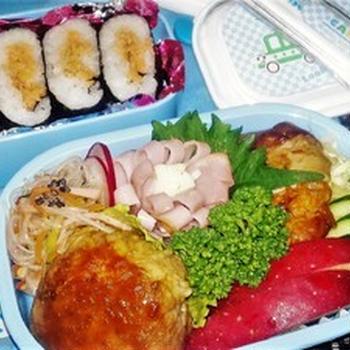 子供喜ぶ和弁当★照焼きチキン弁当(^^♪