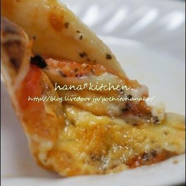 美味しい手作りピザのレシピ?。と、ステッペン(チーズ)。